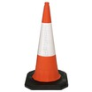 Contractor Two-Piece Motorway Traffic Cone