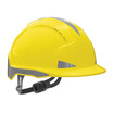 JSP Evolite CR2 Reflective Safety Helmet - Yellow