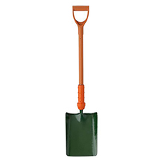 Insulated Taper Mouth Shovel Code: 762641