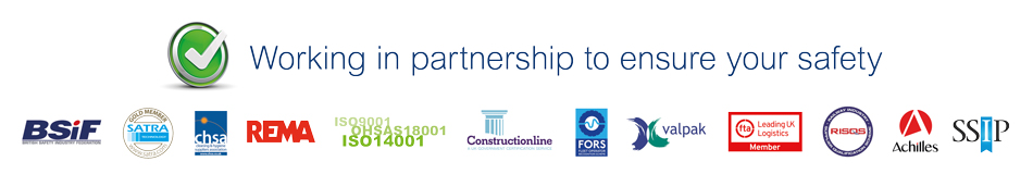 Working in partnership to ensure your safety