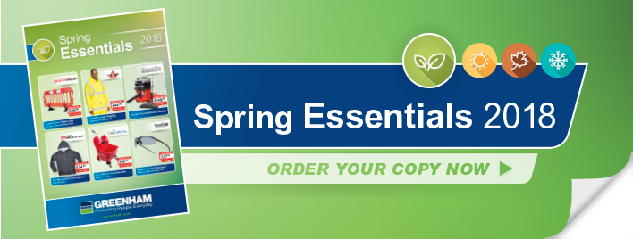 Spring Essentials - order your copy
