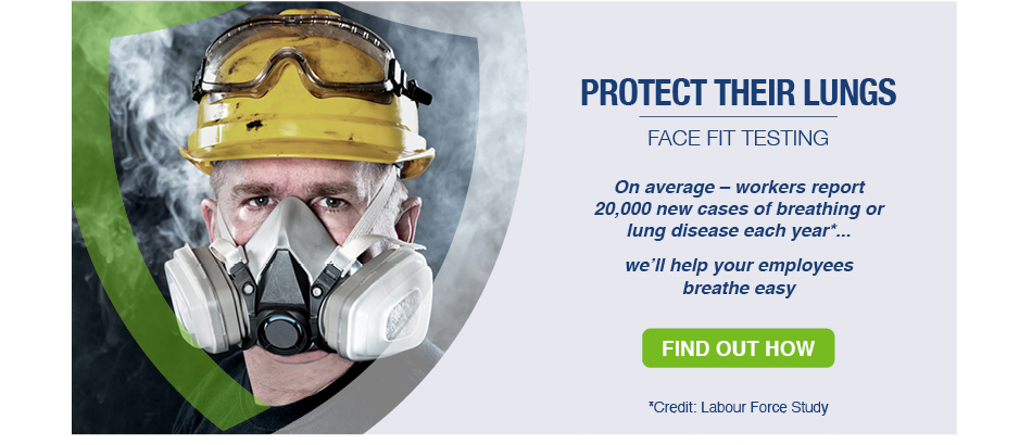 Protect Their Lungs - FaceFit Testing