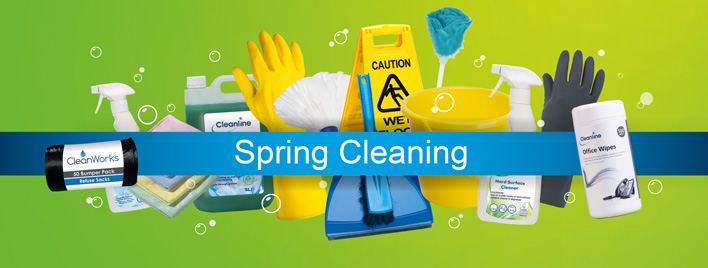 Spring Cleaning - Everything you need in one place