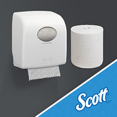 Scott® Control Rolled Hand Towel