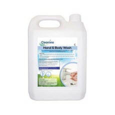 Cleanline Eco Degreaser Orange Citrus Concentrate 5L