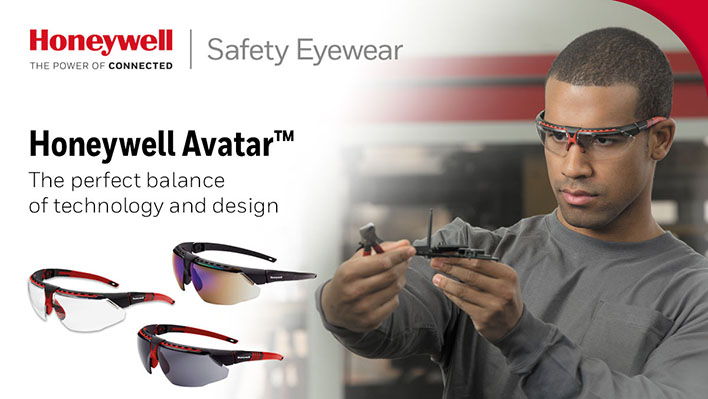 Honeywell Safety Eyewear Avatar