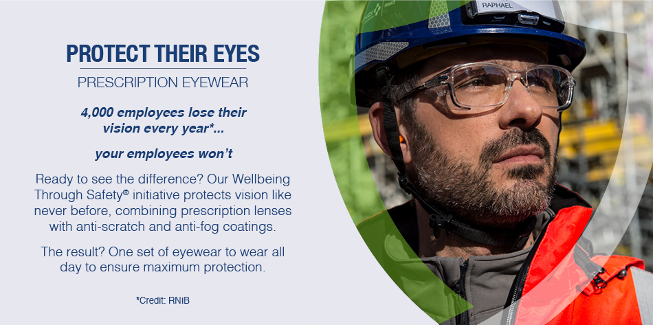 PROTECT THEIR EYE - PRESCRIPTION EYEWEAR