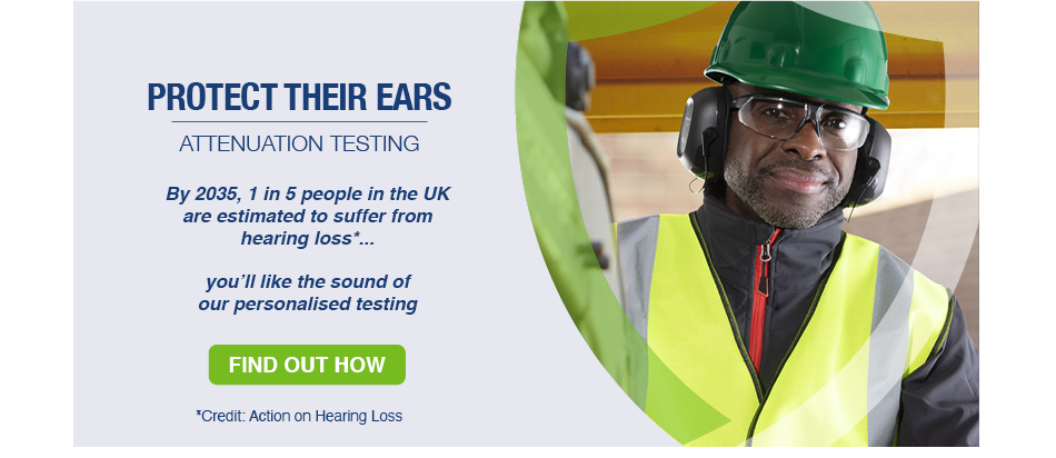 Protect Their Ears - Attenuation Testing