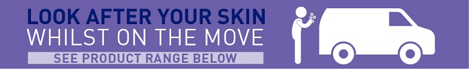 Look after your skin while on the move