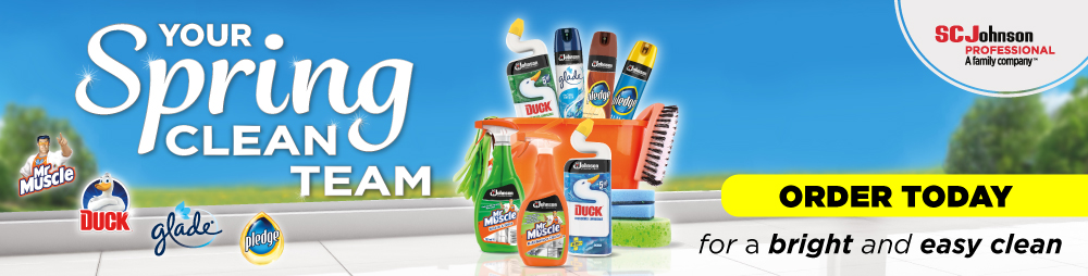 Big Brands for a Bright and Easy Clean
