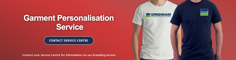 Contact Your Service Centre for Information on Branding Service