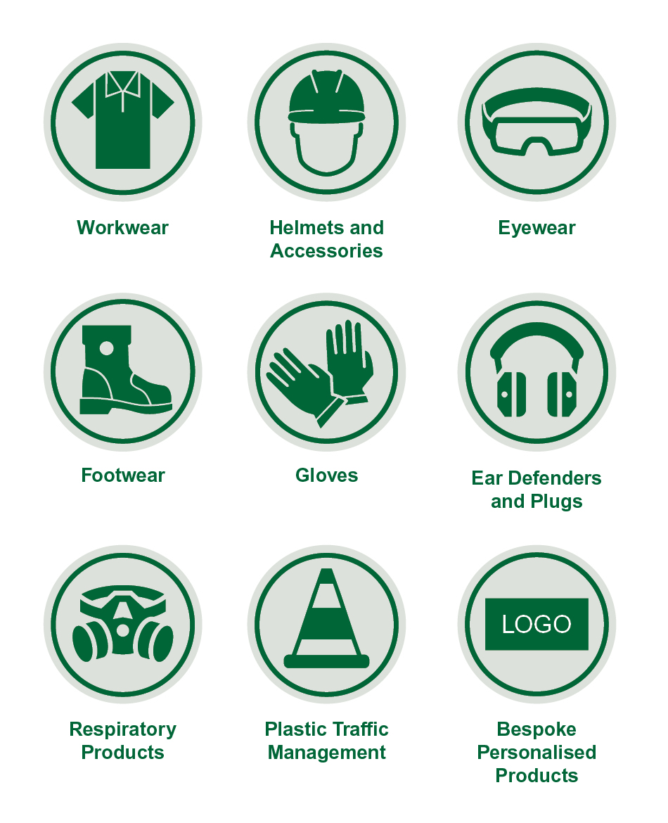 Products that we collect for recycling: