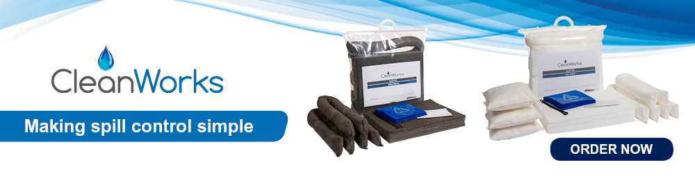Discover CleanWorks Spill Control Kits - Protect The Environment!