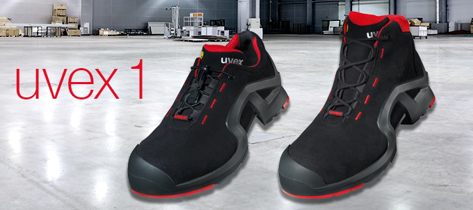 uvex 1 safety footwear