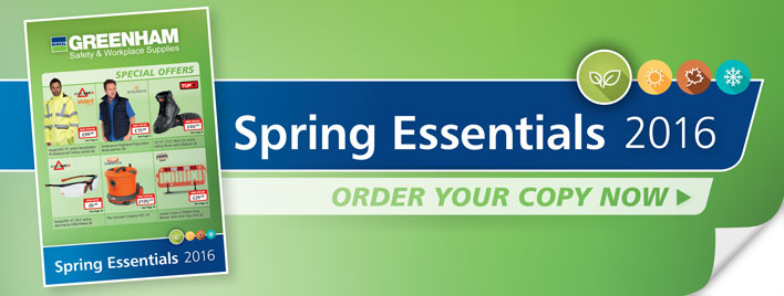 All you Spring Essentials now available