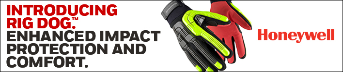 Introducing Rig Rog™. Enhanced Impact Protection and Comfort
