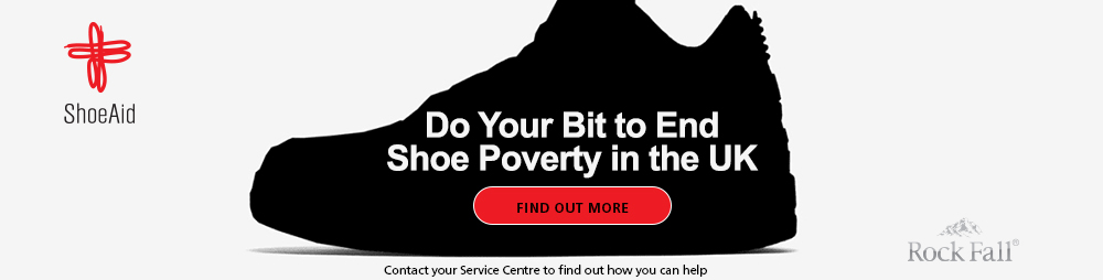 Contact Your Local Service Centre to Help End Shoe Poverty
