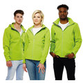 Regatta Arley Hooded Softshell Jacket - Key Lime