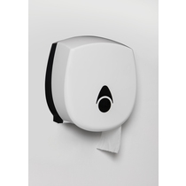 Pristine Small Jumbo Toilet Tissue Dispenser