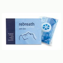 Rebreath Mouth to Mouth Resuscitator Mask Pack of 10
