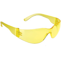 KeepSAFE Jaguar Safety Spectacles Yellow Lens