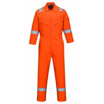 Portwest Bizflame Plus Women's FR Coverall - Orange
