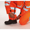 Keep Safe XT High Visibility Rail Breathable Over Trousers