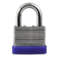 SpartanPro Laminated Open Shackle Padlock - 50mm