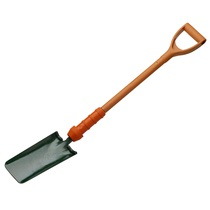Bulldog Powerbreaker Insulated Treaded Cable Laying Shovel