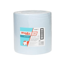 7240 WypALL® L10 Extra+ Wiper Large Roll - Blue