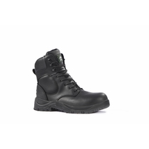 Rock Fall Melanite black Safety Boots