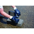 KeepSAFE Nitrile Fully Coated Knitwrist Glove