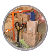 Internal Round Small Security Mirror