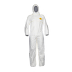 DuPont™ Easysafe Cat III Type 5/6 Hooded Coverall