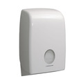 Aquarius™ Folded Hand Towel Dispenser White