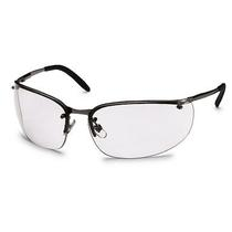 UVEX Winner Metal Frame Safety Spectacles K&N Rated Clear Anti-Scratch/Anti-Mist Lens