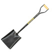 Contractor All Metal Square Mouth Shovel