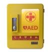 AED Heated Outdoor Wall Cabinet
