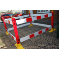 Watchman MKII Barrier System with Clearpath Feet -Barrier Board