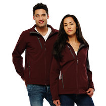 Regatta Arcola 3 Layer Softshell Jacket - Burgundy