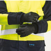 Sioen Abbes Cold Store High Visibility Jacket