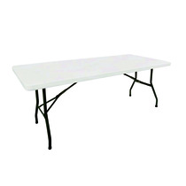 Polypropelyne Folding table