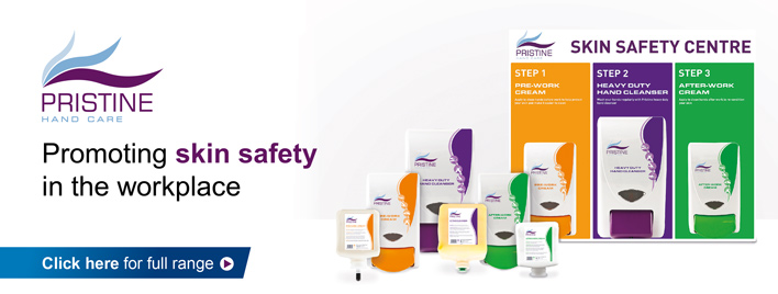 Pristine - promoting skin safety in the workplace