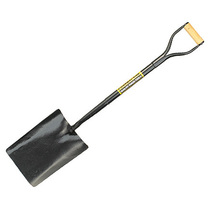 Contractor All Metal Taper Mouth Shovel