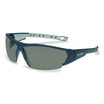 uvex i-works Safety Spectacles Grey Sunglare Lens