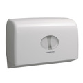 Aquarius™ Twin Mini Jumbo Toilet Tissue Dispenser