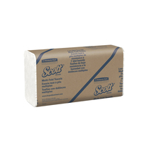 Kimberly Clark 1860 Scott Multifold Flushable Hand Towels
