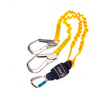 DBI-Sala Twintail Safety Lanyard with Scaffold Hook