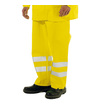 Flexothane EN 471 High Visibility Flame Retardant Anti-Static High Visibility Trousers