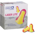 Howard Leight LL1 Laser Lite Foam Ear Plugs Rhubarb/Custard  Box of 200 Pairs